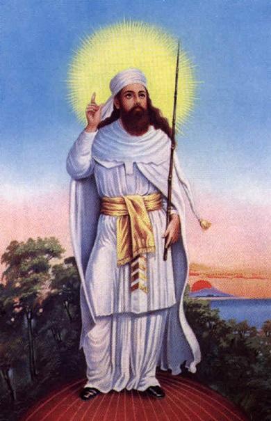 Zaratustra, profeta fundador do Zoroastrismo