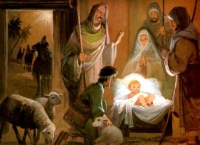 Como o imaginário popular imagina o nascimento de Jesus