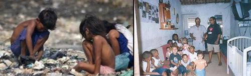 Nascer em meio à miseria ou ser abandonado em um orfanato é melhor do que nunca ter existido? Uma questão filosófica difícil de ser respondida.
