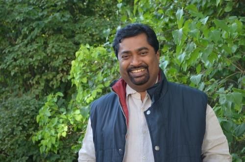 Sanal Edamaruku, presidente da Associação Racionalista Indiana